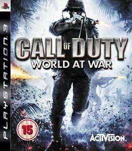 Call of Duty:World At War