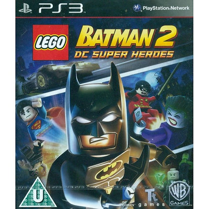 The Playasia Collection List!  Add this item to your Save List!LEGO BATMAN 2: D