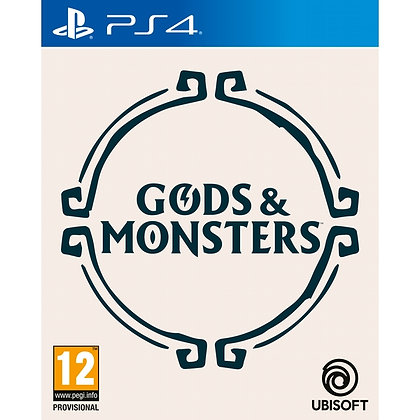 Gods & Monsters PS4 Game