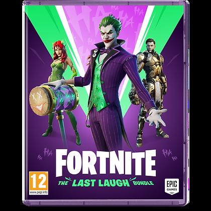 Fortnite The Last Laugh PS4
