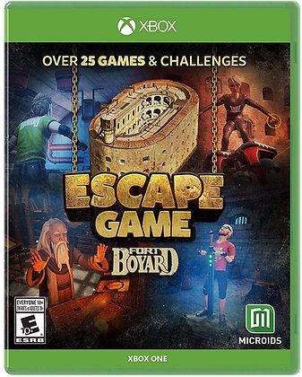 Escape Game Fort Beyond XBOX ONE