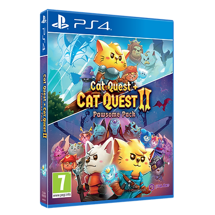 Cat Quest 2 Pawsome Pack PS4
