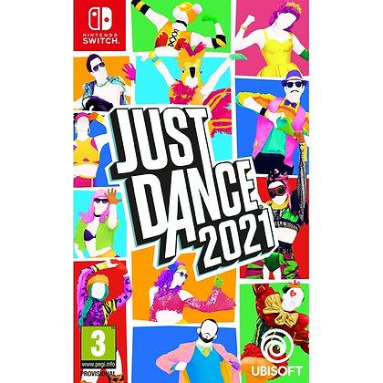 Just Dance 2021 Nintendo