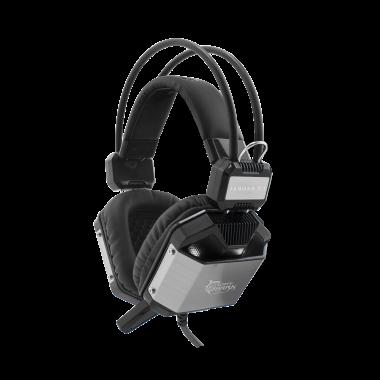 White Shark HEADSET GH-1646 JAGUAR Black/Silver