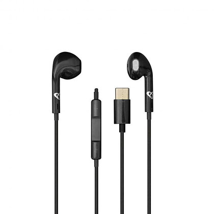 EARPHONES SBOX EP-TC055 BLACK