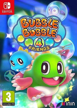 Bubble Bubble 4 Friends