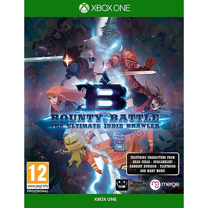 Bounty Battle The Ultimate Indie Brawler Xbox One Game