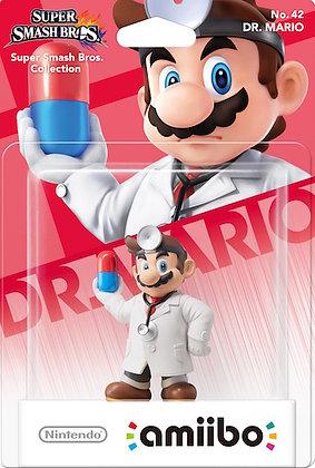AMIIBO Super Smash Bros: Dr. Mario