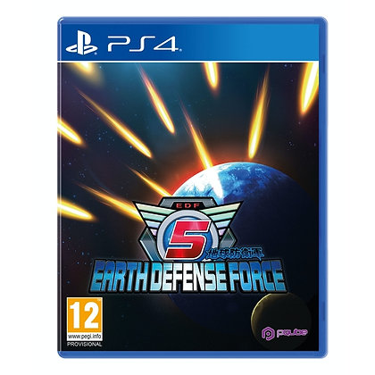 Earth Defense Force 5 PS4 Game