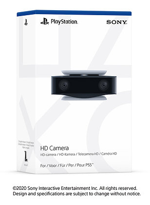 Sony Telecamera HD PS5