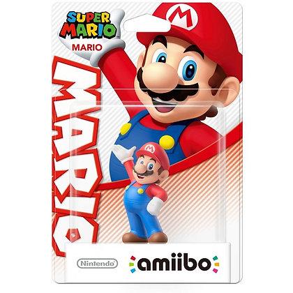 AMIIBO SUPER MARIO COLLECTION FIGURE (MARIO)