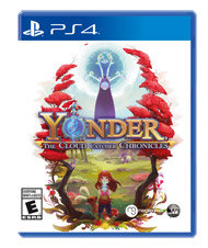Yonder:The Cloud Catcher Chronicles