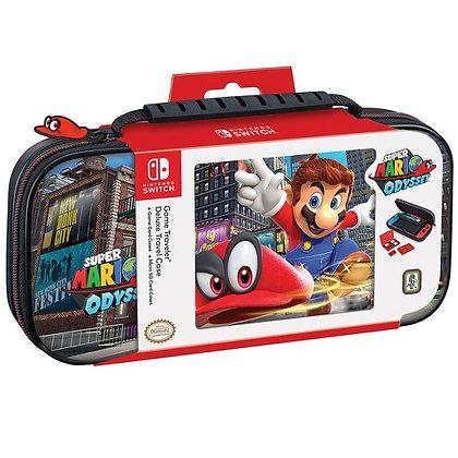 Nintendo Switch Deluxe Travel Case Mario Odyssey