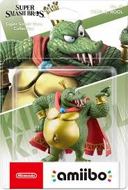 Amiibo Super Smash Bros King K.Rool