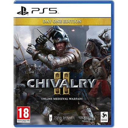 Chivalry II (2) - Steelbook Edition - PlayStation 5