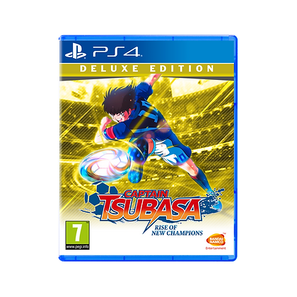 Captain Tsubasa Rise of New Champions Deluxe Edition PS4 Game (Pre-Order DLC Inc