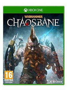 War Hammer Chaos Bane