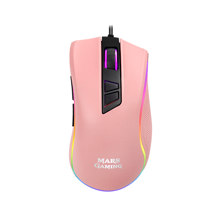 MM218 PINK GAMING MOUSE