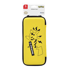 Nintendo Switch Pikachu EmBoss Case