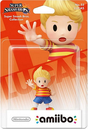 Amiibo Super Smash Bros: Lucas