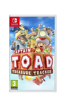 Captain Toad: Treasure Tracker - Nintendo