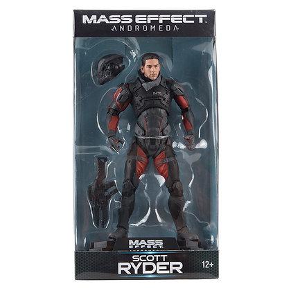 Mass Effect Andromeda:Scott Ryder Figure