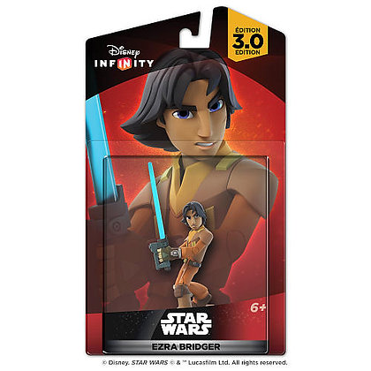 Amiibo Disney Infinity Star Wars Ezra Bridger