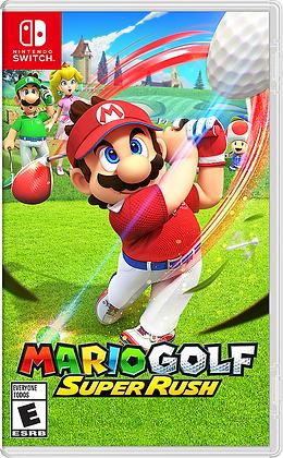 Mario Golf Super Rush - Nintendo