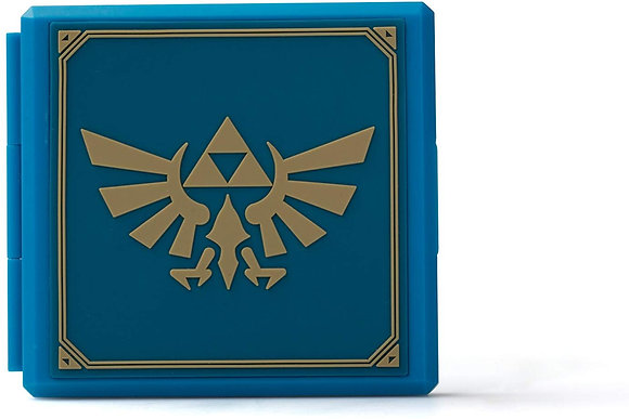 Hyrule Crest Premium Game Card Case