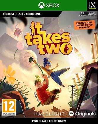 IT TAKES TWO (XONE/XSERIESX) - Xbox One