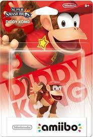 Amiibo Super Smash Bros Diddy Kong