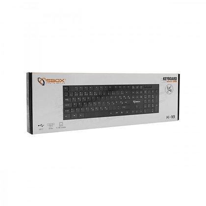 SBOX Keyboard K-18