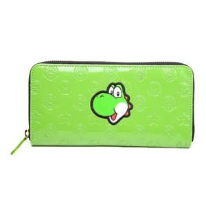 Yoshi Green Wallet