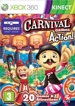 Carnival Games in Action