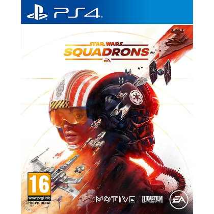 Star Wars Squadrons PS4 Game (Pre-Order DLC Included)
