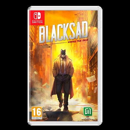 Blacksad Under The Skin Limited Edition Nintendo