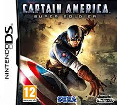 Captain America:Super Soldier