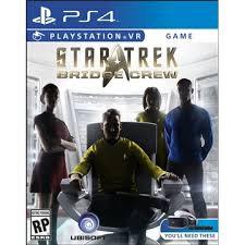 Star Trek:Bridge Crew(PlaystationVR Required)