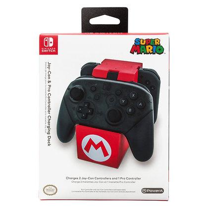 Joy-Con & PRO Controller Charging Dock Super Mario