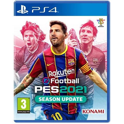 eFootball PES 2021 Season Update PS4