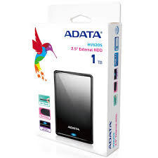 "ADATA 2.5"" External HDD Slim 1TB"