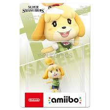 Amiibo Super Smash Bros: Isabelle