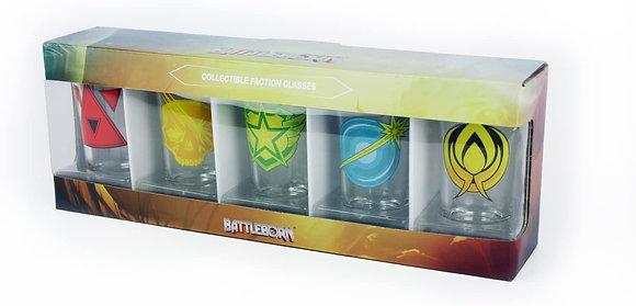 Battleborn Shot Glasses