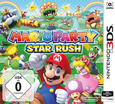 Mario Party:Star Rush