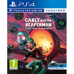 Carry and the Reaperman: Escape from the Underworld
