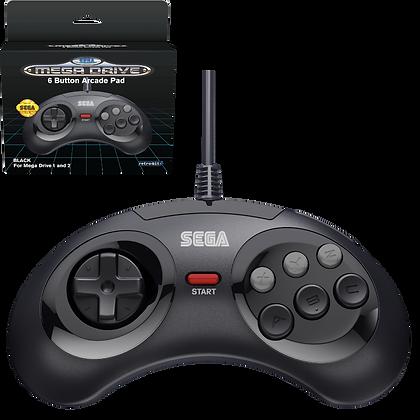 SEGA Mega Drive 6-button Arcade Pad