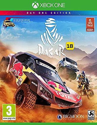 Dakar 18 Day One Edition