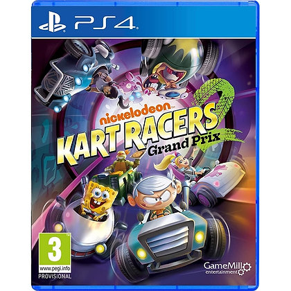 Nickelodeon Kart Racers 2 Grand Prix PS4