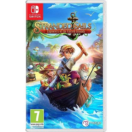 Stranded Sails Explorers of the Cursed Islands Nintendo