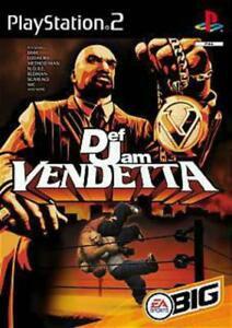 Def Jam VENDETTA